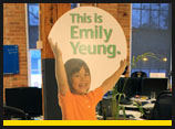 This is Emily Yeung Stand Up