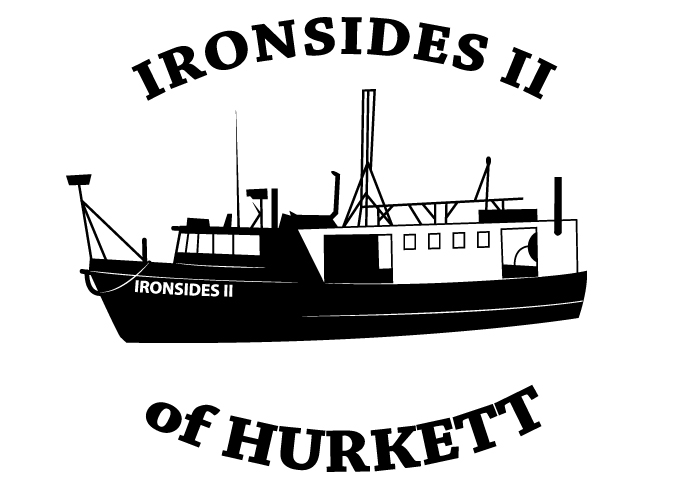 Ironsides II T-Shirt Design