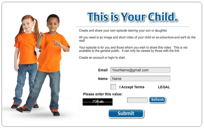 This is Your Child - Main