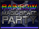 Rainbow Magic Space Party